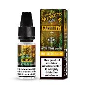 Twelve Monkeys 10ml Salt Mangabeys