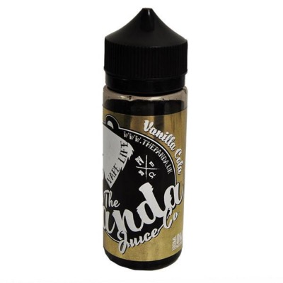 The Panda Juice Co 100ml Vanilla Cola