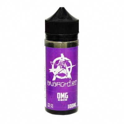 Anarchist Purple 100ml 0mg