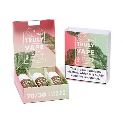 Melon Berry - 3 x 10ml TPD Multipack by Truly Vape