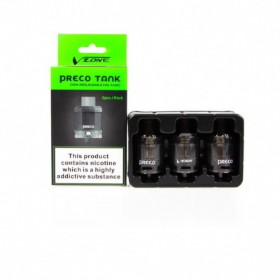 VZone Preco 2ml Disposable Tank (3 Pack)