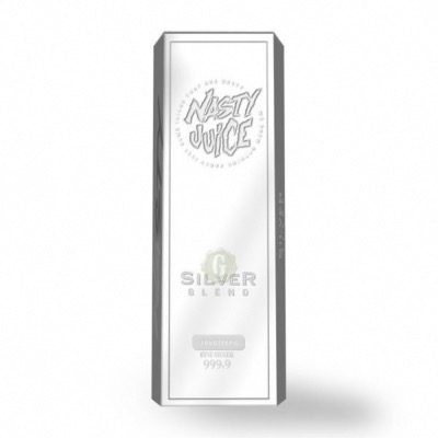 Silver Blend (Tobacco Series) by Nasty Juice