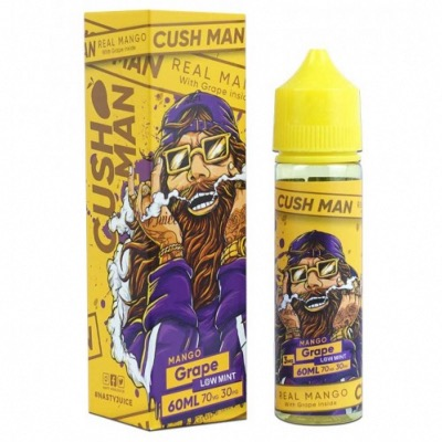 Nasty Cush Man Series - Mango Grape