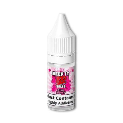 Keep It 100 10ml Pink Burst