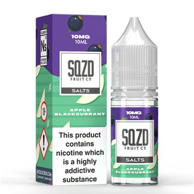 SQZD Salts | Apple Blackcurrant