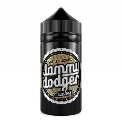 Vanilla Custard Jammy Dodger