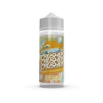 Crusher 100ml Zingy Tangerine Ice
