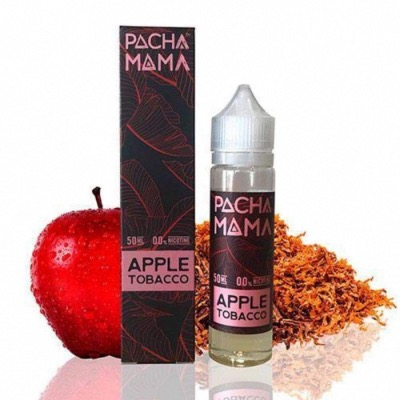 Pacha Mama 50ml Apple Tobacco