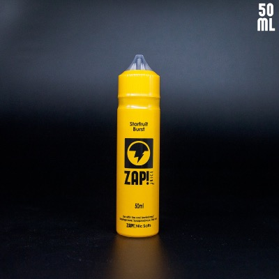 Zap! Juice Starfruit Burst - 50ml Shortfill