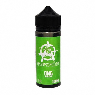 Anarchist 100ml Green