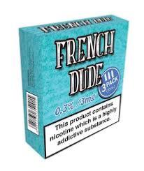 French Dude by Vape Breakfast Classics - 3 x 10ml TPD Compliant Multipack