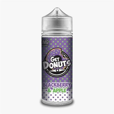 Get Donut 100ml Blackberry and Apple