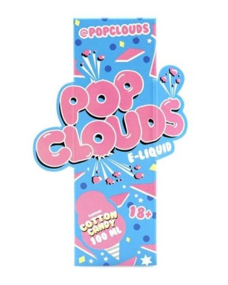 Cotton Candy by Pop Clouds