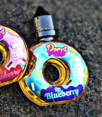 Blueberry by Donut Puff