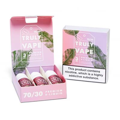 Grape Twist - 3 x 10ml TPD Compliant Multipack by Truly Vape