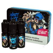 Slow Blow by Nasty Juice - 5 x 10ml Multipack