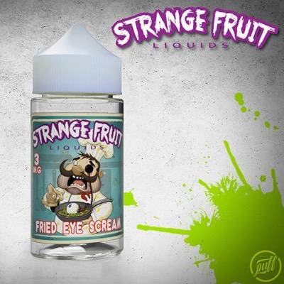 Fried Eye Scream  by Strange Fruit