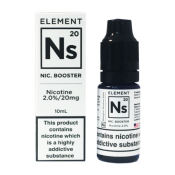 NS20 Nic Salt Shot by Element E Liquid