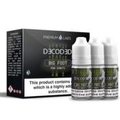 Big Foot by Decoded - 3 x 10ml Multipack