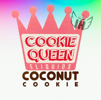 Coconut Cookie by Cookie Queen