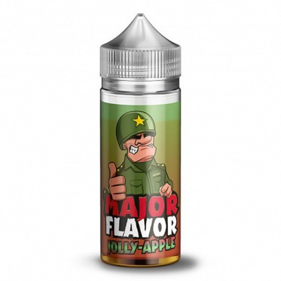 Major Flavour - Jolly Apple 100ml