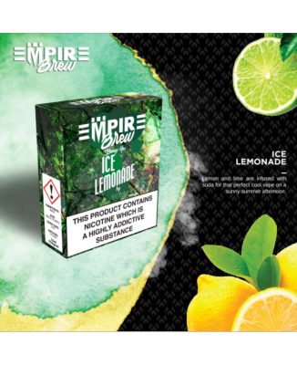 Ice Lemonade by Empire Brew - 3 x 10ml Multipack