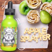 Apple Splatter by MoMo E-Liquid